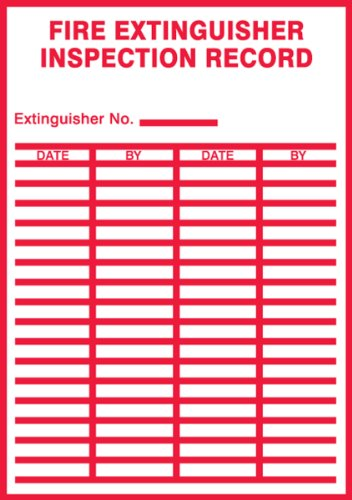 Accuform Signs LFXG529VSP Safety Label, Legend