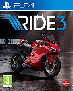 Ride 3 - PlayStation 4 - Italiano (B07D33GR57) | Amazon price tracker / tracking, Amazon price history charts, Amazon price watches, Amazon price drop alerts
