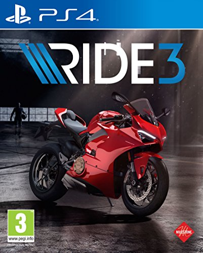 Ride 3 - PlayStation 4 - Italiano