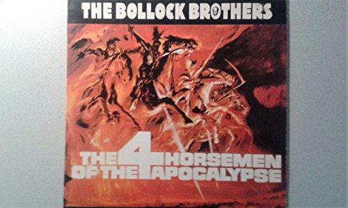The 4 Horsemen Of The Apocalypse [Vinyl LP]