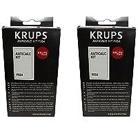 Krups AnticalcキットF054デスケーラ、2枚組