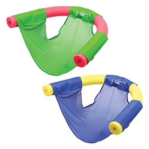 SwimWays Noodle Chair, Colors May Vary