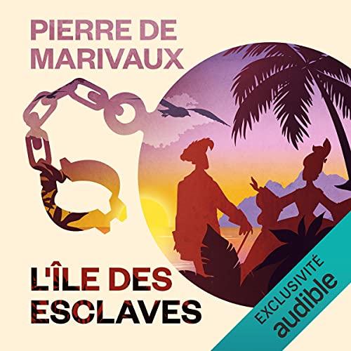L'Île des esclaves cover art