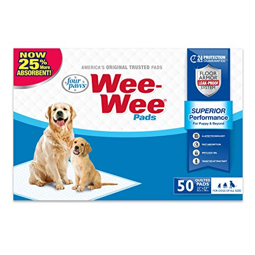 Four Paws Wee-Wee Standard Puppy Pads