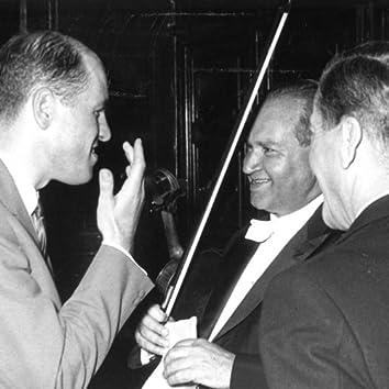 Bartok & Martin Violin Concerti (First Performances)