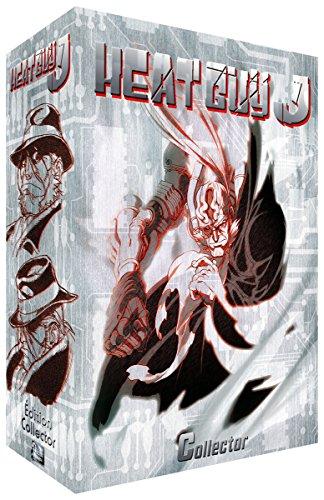 Heat Guy J - Intégrale - Edition Collector (8 DVD + Livret)