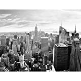 Tapisserie Photo La ville de New York 352 x 250 cm Laine papier peint Salon Chambre...