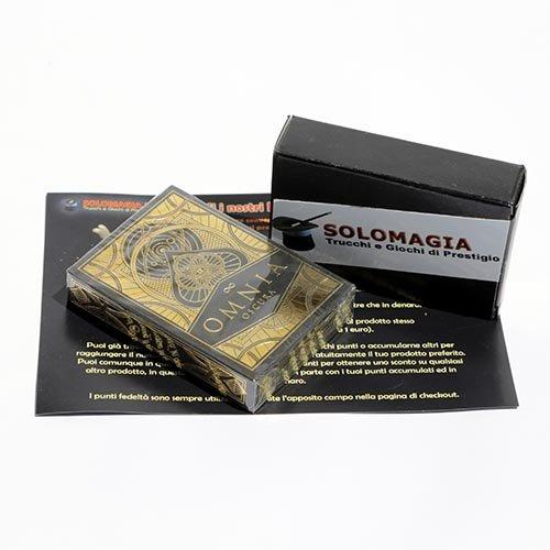 Omnia - Oscura - Kartenspiel - Zaubertricks und Magie