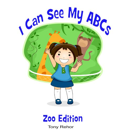 I Can See My ABC's audiobook cover art