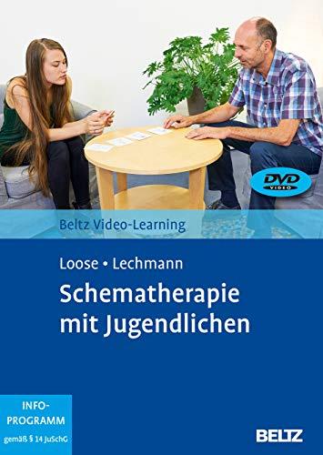 Schematherapie mit Jugendlichen: Beltz Video-Learning. 2 DVRs mit 16-seitigem Booklet. Laufzeit 245 Min. Mit Online-Material. Unter Mitarbeit von Eva Dresbach