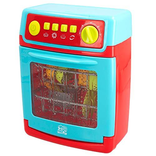 PlayGo PlayGo-46624 46624-Lavastoviglie Giocattolo con Accessori, Multicolore, 46624