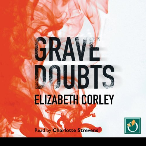 Grave Doubts audiobook cover art
