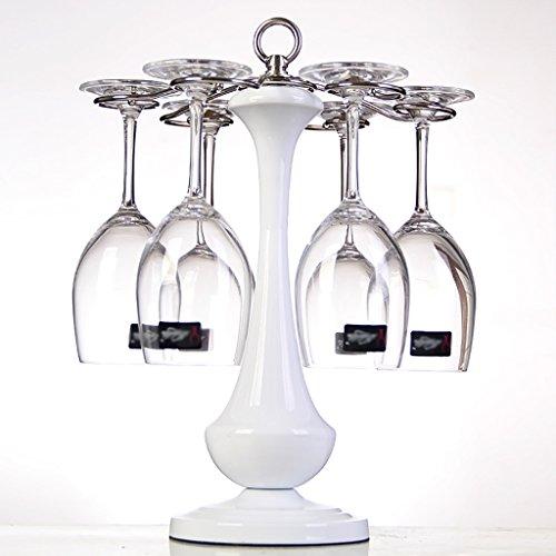 YSNBM exhibidor de Copas de Vino Europeo, Estante para Copas de Vino, Parte Inferior para Colgar en el hogar, 270395270 mm, Sala de Estar, Dormitorio, Estudio, Oficina