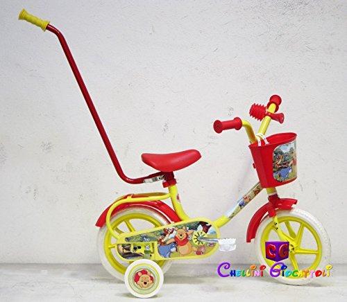 MONDO Bicicletta Winnie The Pooh 10' 25125