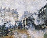 Berkin Arts Claude Monet Giclee Kunstdruckpapier Kunstdruck