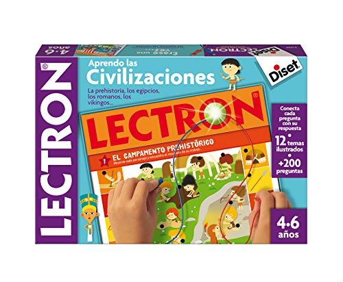 Diset Lectron - Érase una Vez, Juego Educativo de asociar Preguntas y...