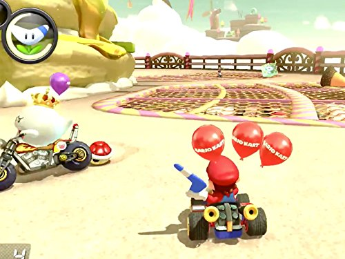 Clip: New Battle Mode! Balloon Battle!