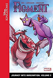 Disney Kingdoms Figment 2: Journey into Imagination