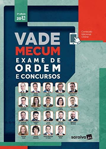 Vade Mecum Exame de Ordem - 3ª Edição 2021