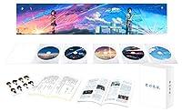 【Amazon.co.jp限定】「君の名は。」Blu-rayコレクターズ・エディション 4K Ultra HD Blu-ray同梱5枚組 (初回生産限...