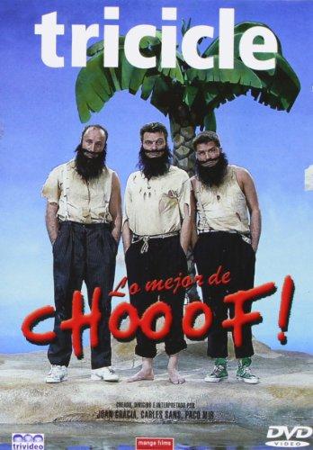 Tricicle 5 Lo Mejor De Chooof [DVD]