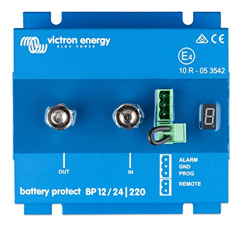 Victron Energy Blue Power - Sistema di Protezione batterie victron bp-220