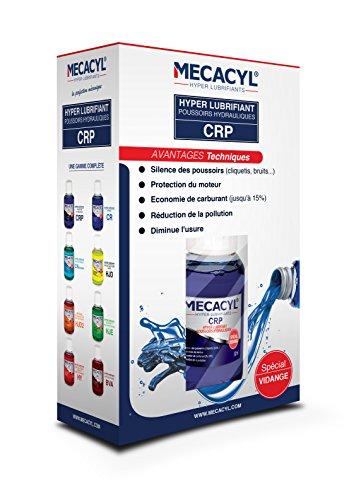 Mecacyl CR-P - Flacon 100 ML - Hyper-Lubrifiant - Spécial poussoirs hydrauliques - pour Tous Moteurs 4 Temps (Essence, Diesel, Hybride, Gaz)