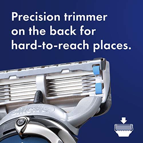 Gillette Fusion ProShield Chill Men's Razor Blade Refills, 8 Count, Mens Razors / Blades