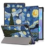 Xuanbeier Ultra Delgado Funda Compatible con Samsung Galaxy Tab S6 Lite 10.4 Pulgadas SM-P610/P615...