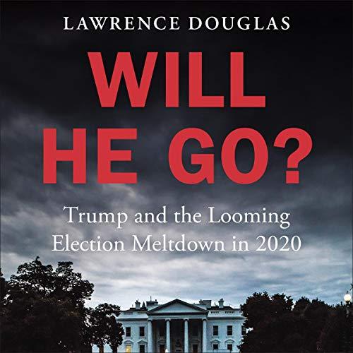 Will He Go? audiobook cover art