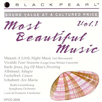 The World's Most Beautiful Music Vol 1