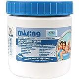 Desinfección del cloro (100 pastillas de 5 g) pastillas con burbujas para piscinas infantiles, limpia y desinfecta el agua, ideal para piscinas infantiles, jacuzzi y perros