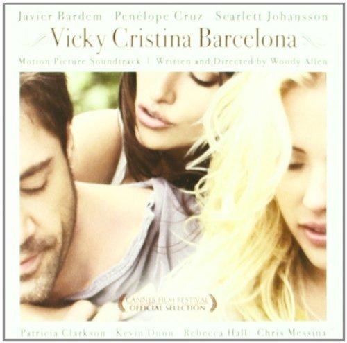 Vicky Cristina Barcelona (Original Soundtrack) by Motion Picture Soundtrack (2008-08-12)