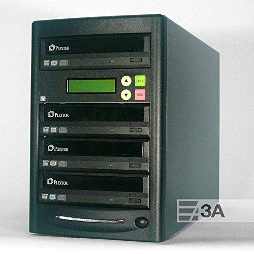 DVDデュプリケーター SC03 日本語表示 3シリーズ(1:3)DVDコピー機