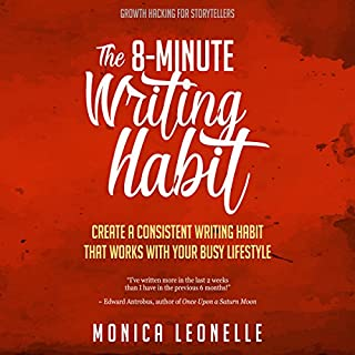 The 8-Minute Writing Habit cover art