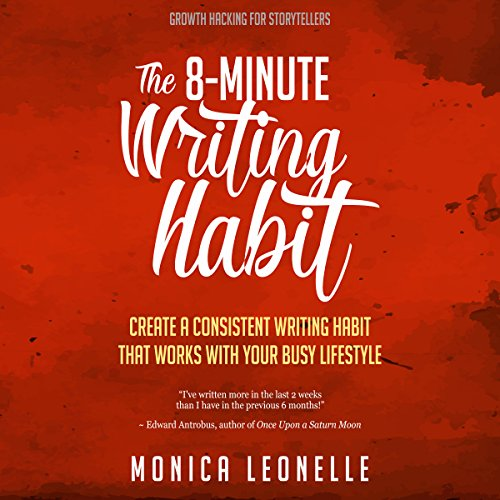 The 8-Minute Writing Habit audiobook cover art