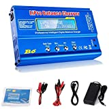 Best Lipo Chargers - FCONEGY B6 Lipo Battery Balance Charger 80W 6A Review
