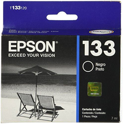 Epson Cartucho de Tinta color Negro para Stylus Pro, T133120