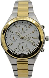 Men's Stainless Steel Chronograph Wrist Watch 0017SMT36I