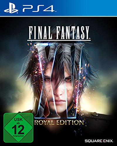 Final Fantasy XV Royal Edition (PlayStation PS4)