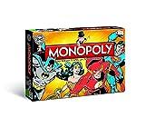 Winning Moves win44109–Jeux, Monopoly, DC Comics Originals