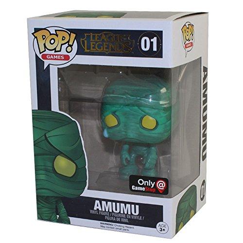 Amumu Funko Pop! League of Legends Gamestop Exclusive