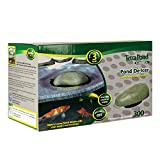 TetraPond De-Icer, Thermostatically Controlled Winter Survival Solution For Fish, UL Listed