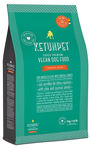 KetunPet Vegan Dog Food
