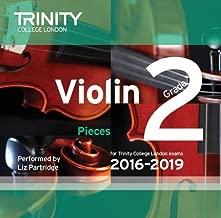 Violin CD Grade 2 2016-2019