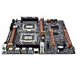 Andifany X79 Dual CPU Motherboard LGA2011 Motherboard DDR3 REG ECC USB3.0...