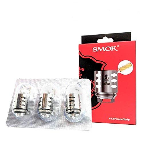 Smok TFV12 Prince Bobinas de Repuesto Atomizadores - Tira 0.15 ( Ω) Bobinas x3