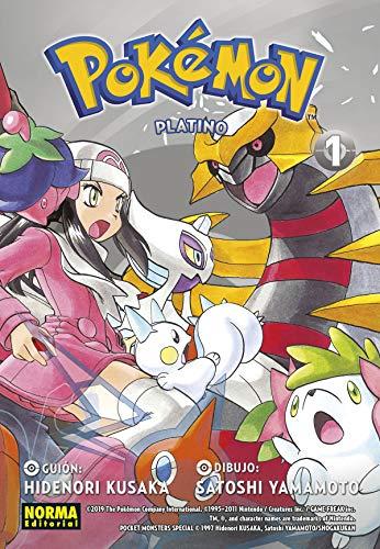 Pokémon 22. Platino 1