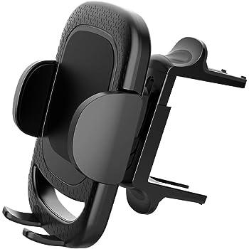 Phone Car Holder for Mercedes-Benz, Round Air Vent Phone Mount Mercedes / AudiA3 Q2 TT, Suitable for Circular Air Vents