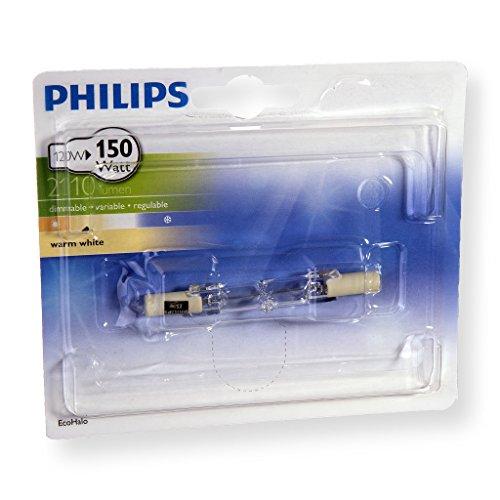 Philips Halo Stab 120W R7S 230 V 78x11 mm warm weiß